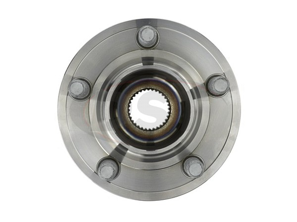 moog-512588 Rear Wheel Bearing and Hub Assembly
