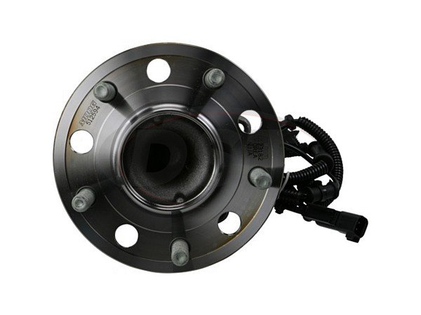 moog-512594 Wheel Bearing and Hub Assembly