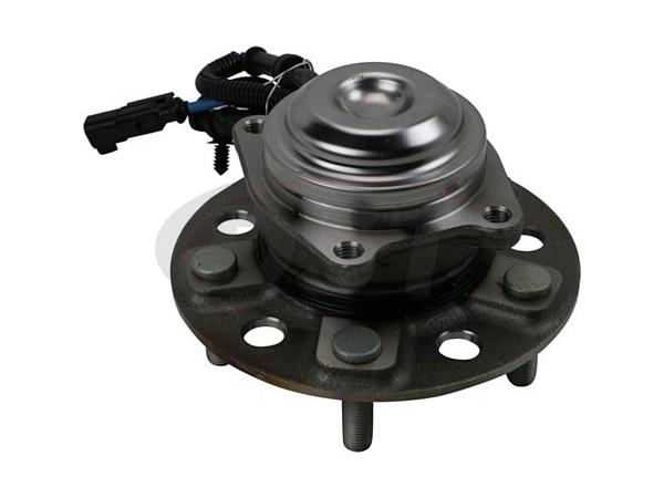moog-512595 Wheel Bearing and Hub Assembly