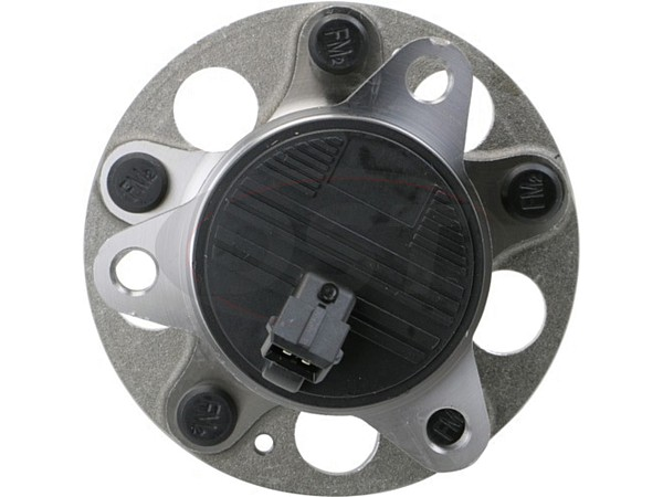 moog-512635 Rear Wheel Bearing and Hub Assembly
