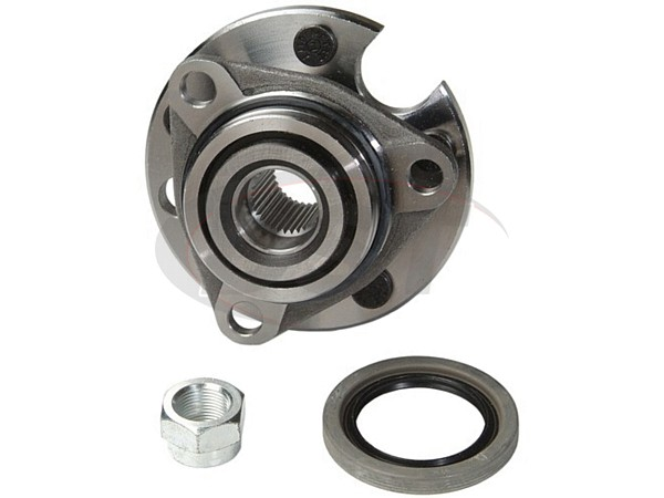 moog-513011-k Front Wheel Bearings and Hub Assembly