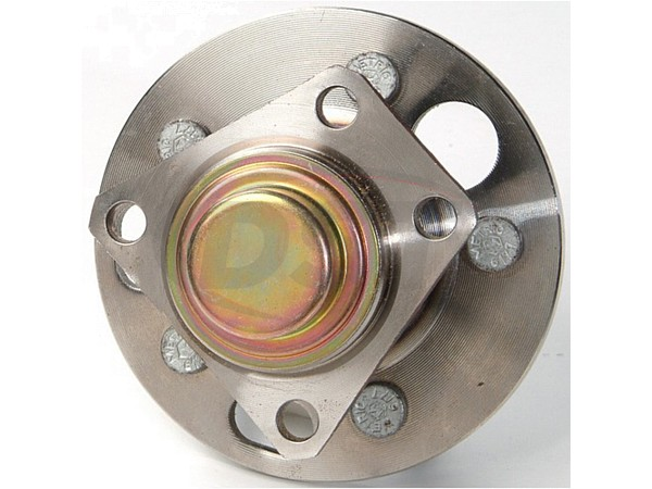 MOOG-513012 Rear Wheel Bearing and Hub Assembly