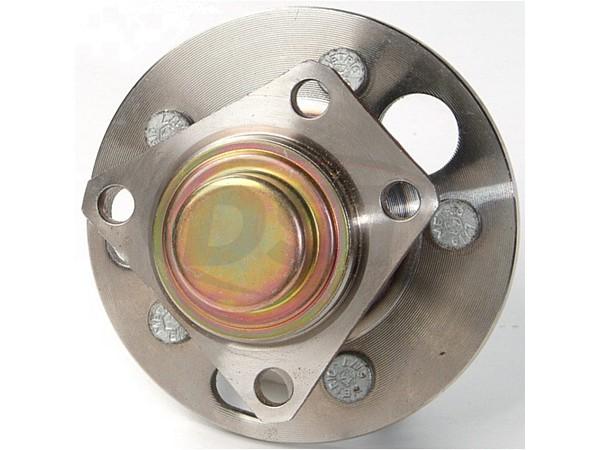 MOOG-513012 Rear Wheel Bearing and Hub Assembly