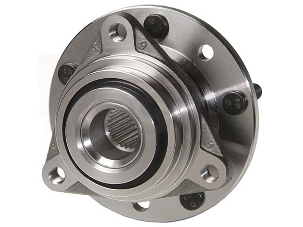 MOOG-513013 Front Wheel Bearing and Hub Assembly
