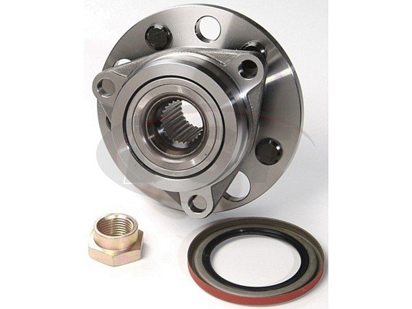 moog-513016-k Front Wheel Bearing and Hub Assembly