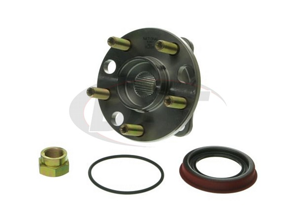 MOOG-513017-K Front Wheel Bearing and Hub Assembly