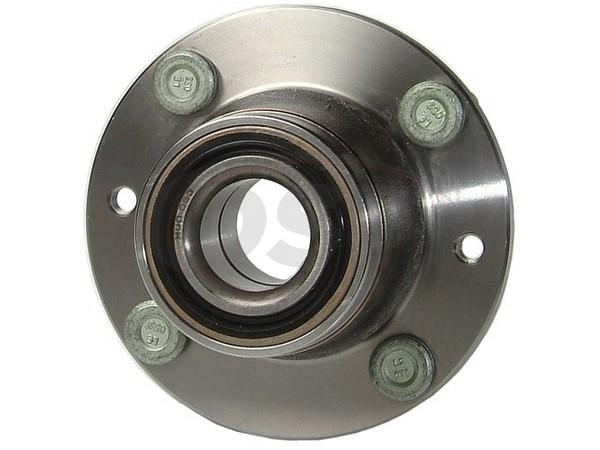 MOOG-513030 Rear Wheel Bearing and Hub Assembly