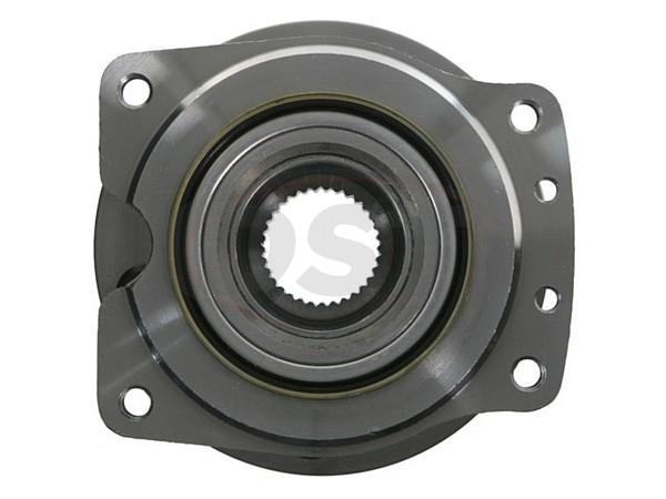 MOOG-513044 Front Wheel Bearing and Hub Assembly