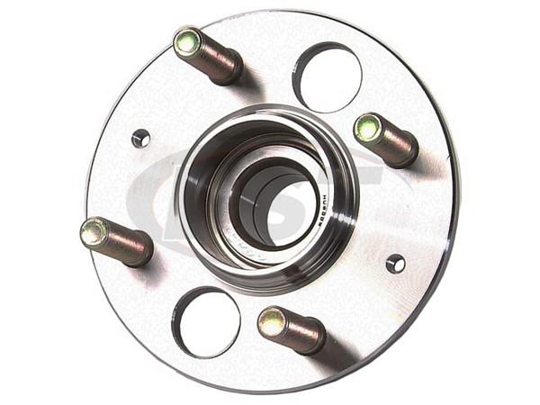 acura integra 1988 Rear Wheel Bearing and Hub Assembly