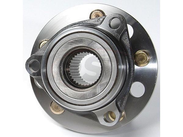 MOOG-513059 Front Wheel Bearing and Hub Assembly