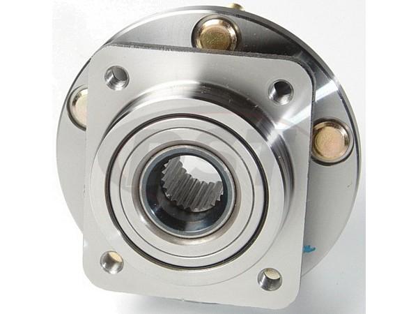 MOOG-513074 Front Wheel Bearing and Hub Assembly