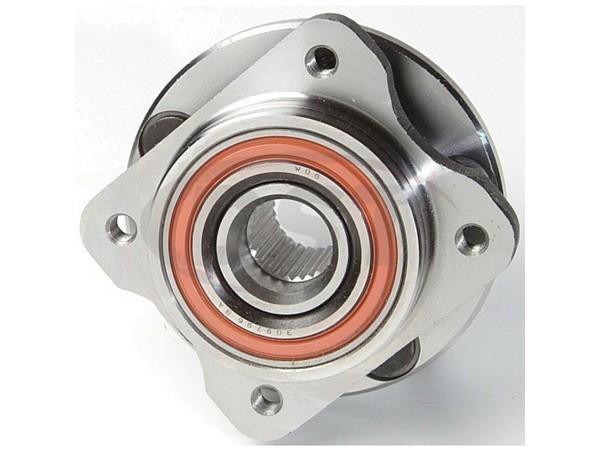 moog-513075 Front Wheel Bearing and Hub Assembly