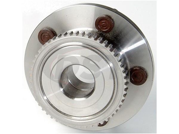MOOG-513076 Front Wheel Bearing and Hub Assembly