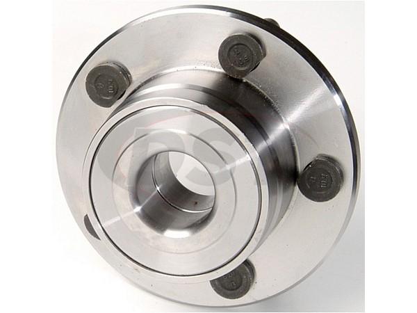 MOOG-513077 Front Wheel Bearing and Hub Assembly