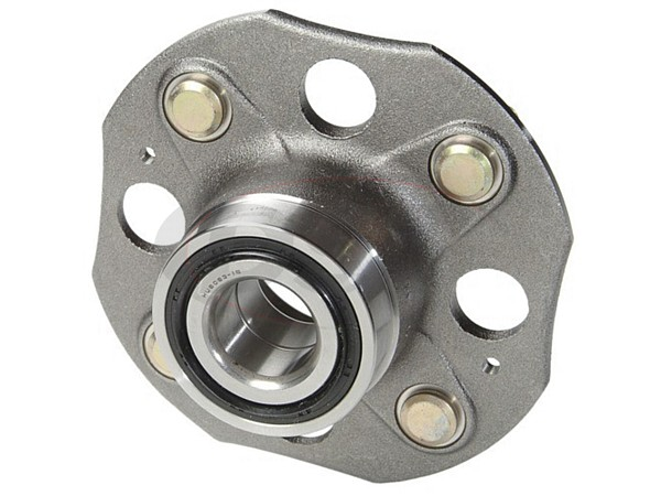 MOOG-513079 Rear Wheel Bearing and Hub Assembly - Non ABS - Sedan