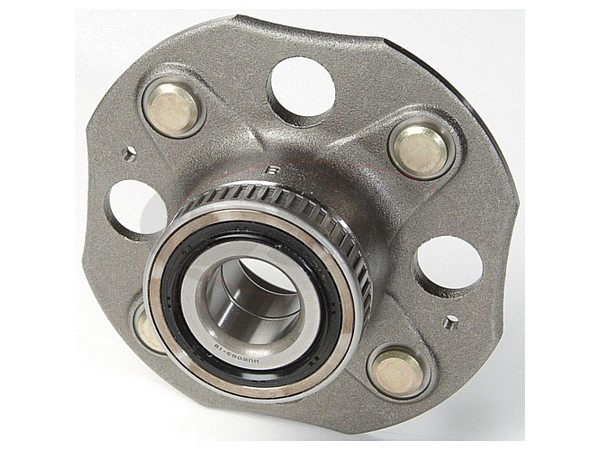 MOOG-513081 Rear Wheel Bearing and Hub Assembly - 4 Wheel ABS - Rear Disk Brakes - Sedan