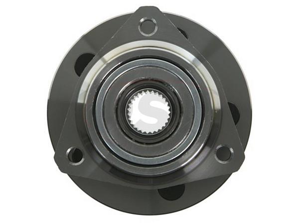 MOOG-513084 Front Wheel Bearing and Hub Assembly