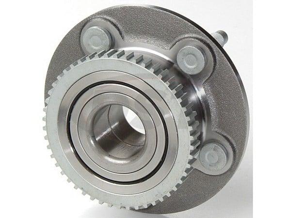 MOOG-513092 Front Wheel Bearing and Hub Assembly