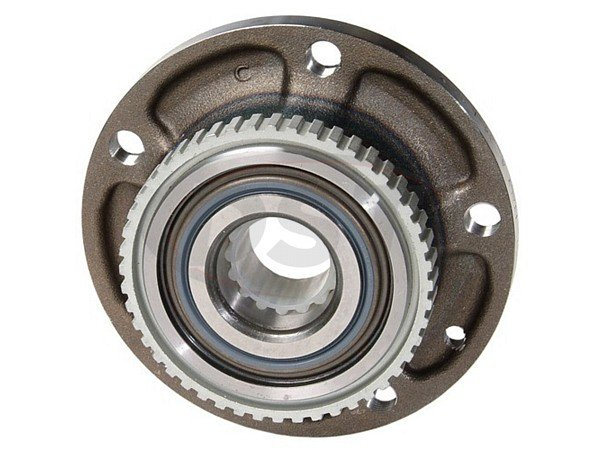 moog-513096 Front Wheel Bearing and Hub Assembly
