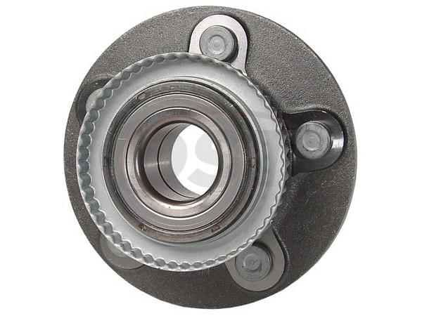 MOOG-513104 Front Wheel Bearing and Hub Assembly