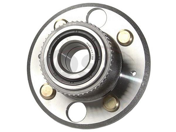 MOOG-513105 Rear Wheel Bearing and Hub Assembly - 4 Wheel ABS - Rear Disk Brakes