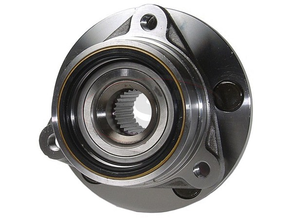 MOOG-513107 Front Wheel Bearing and Hub Assembly
