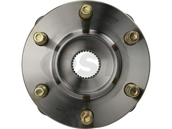 MOOG-513109 Front Wheel Bearing and Hub Assembly