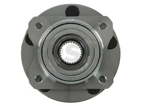 MOOG-513123 Front Wheel Bearing and Hub Assembly - 15 Inch Wheels