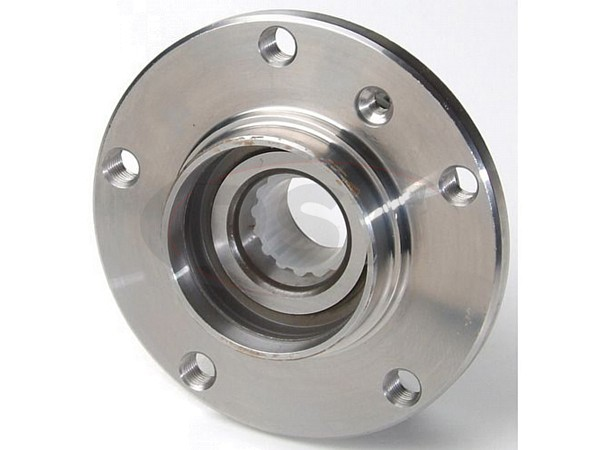 MOOG-513125 Front Wheel Bearing and Hub Assembly