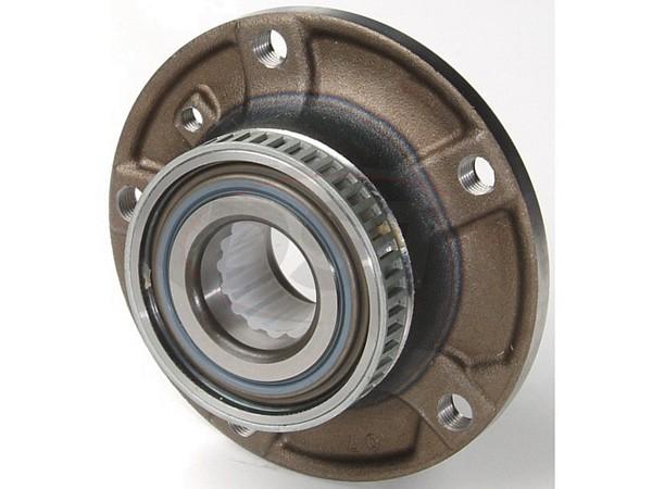 MOOG-513125 Front Wheel Bearing and Hub Assembly