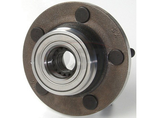 MOOG-513128 Front Wheel Bearing and Hub Assembly