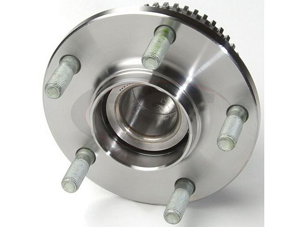 MOOG-513131 Front Wheel Bearing and Hub Assembly