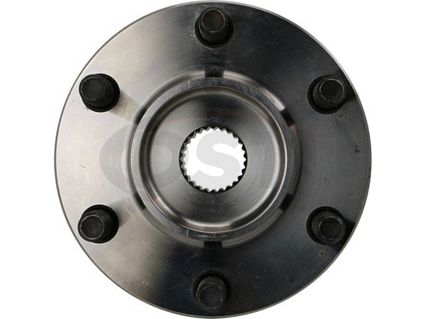 MOOG-513132 Front or Rear Wheel Bearing and Hub Assembly