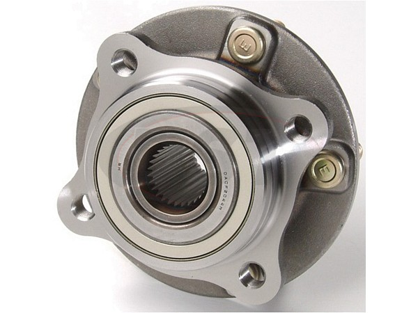 MOOG-513133 Front Wheel Bearing and Hub Assembly