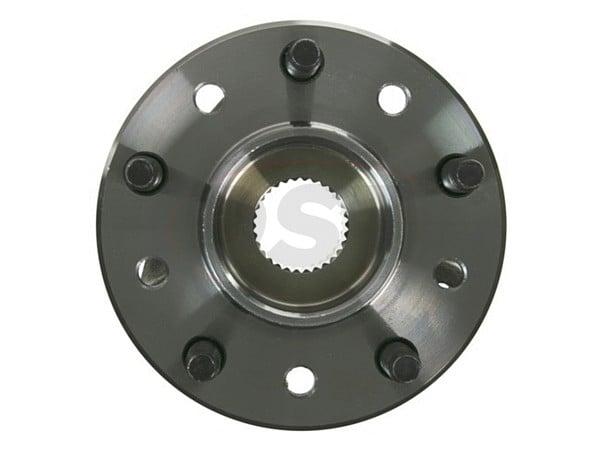 MOOG-513137 Front Wheel Bearing and Hub Assembly