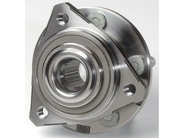moog-513138 Front Wheel Bearing and Hub Assembly