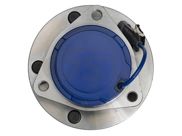 MOOG-513139 Front Wheel Bearing and Hub Assembly