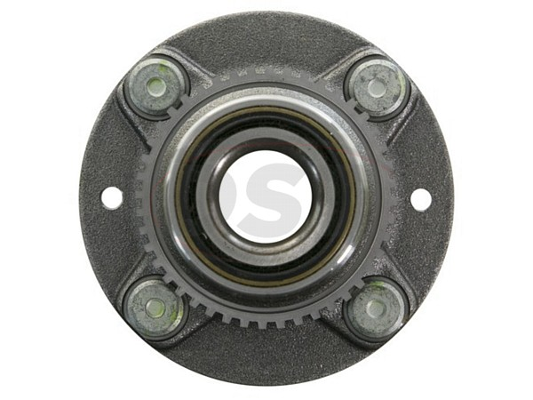 moog-513155 Front Wheel Bearing and Hub Assembly