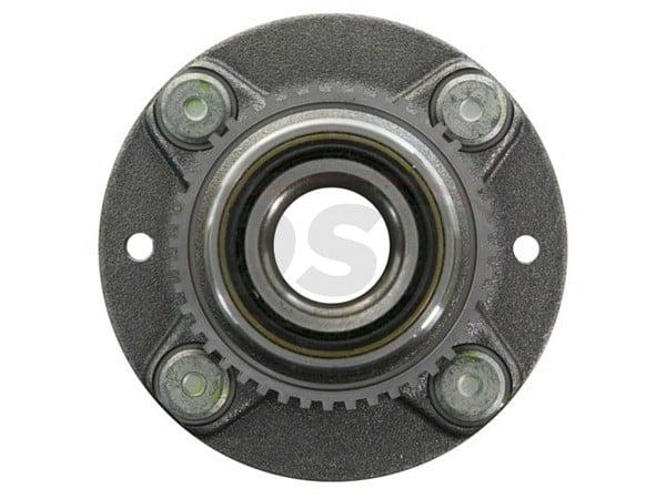 MOOG-513155 Front Wheel Bearing and Hub Assembly