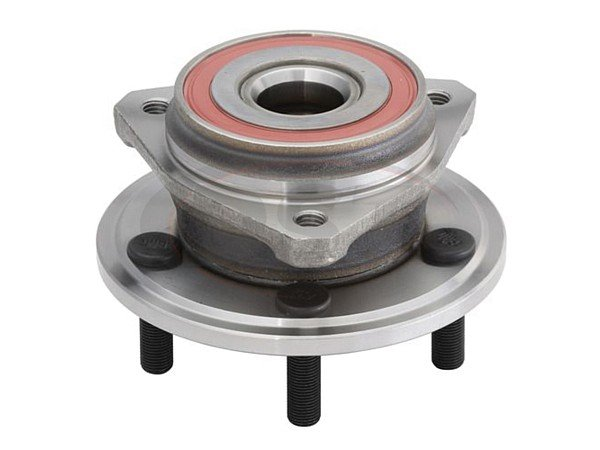 moog-513158 Front Wheel Bearing and Hub Assembly