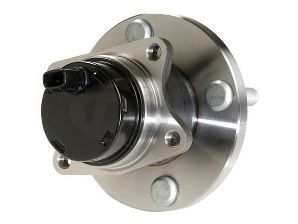 MOOG-513162 Front Wheel Bearing and Hub Assembly
