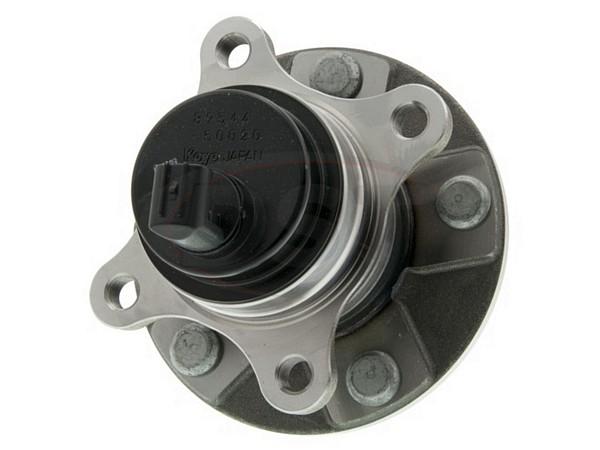 MOOG-513163 Front Wheel Bearing and Hub Assembly