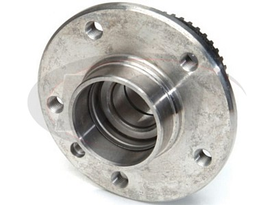 Moog Front Wheel Bearing and Hub Assemblies for Catera