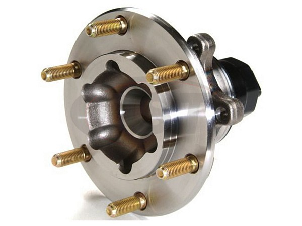 MOOG-513165 Front Wheel Bearing and Hub Assembly - Rear Wheel Drive