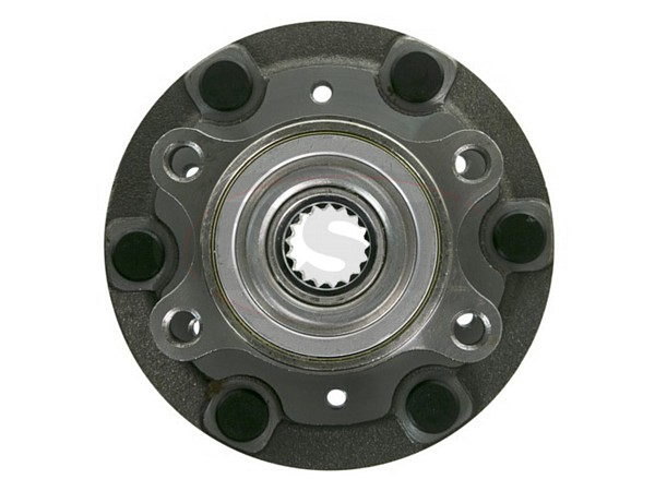 moog-513166 Front Wheel Bearing and Hub Assembly - 4 Wheel Drive
