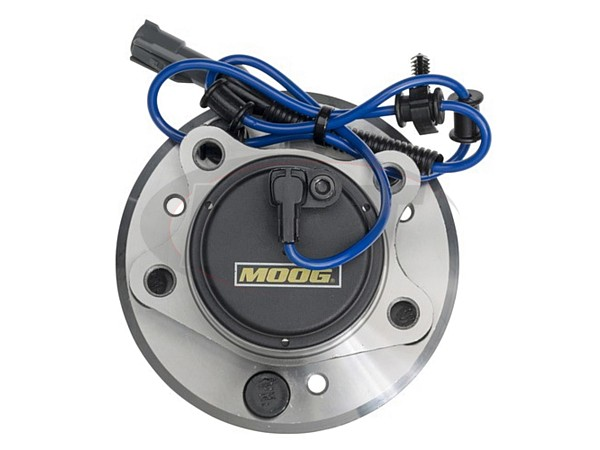 MOOG-513167 Front Wheel Bearing and Hub Assembly