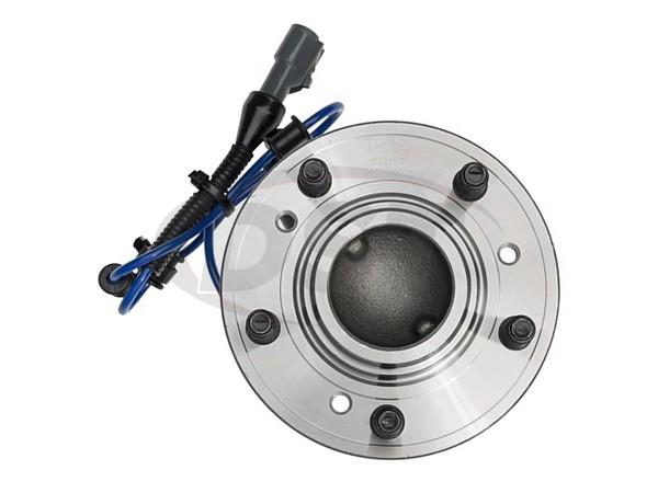 MOOG-513167 Front Wheel Bearing and Hub Assembly