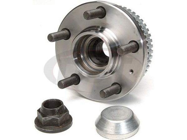 MOOG-513170 Front Wheel Bearing and Hub Assembly