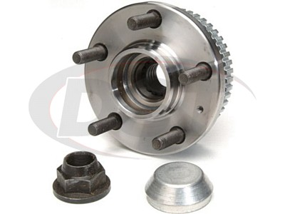Moog Front Wheel Bearing and Hub Assemblies for 740, 940, 960