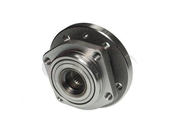 MOOG-513174 Front Wheel Bearing and Hub Assembly
